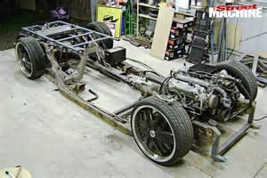 Ford Chassis Homebuilt Slammed Ford F100