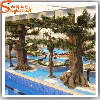 life size cheap artificial big trees landscape plastic life size cheap artificial big trees landscape plastic