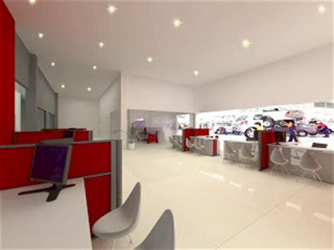 bs design studio toyota showroom  service center