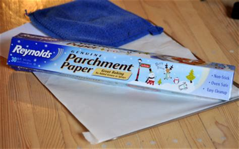 How To Bake Paper To Make It Look - what is parchment paper baking bites