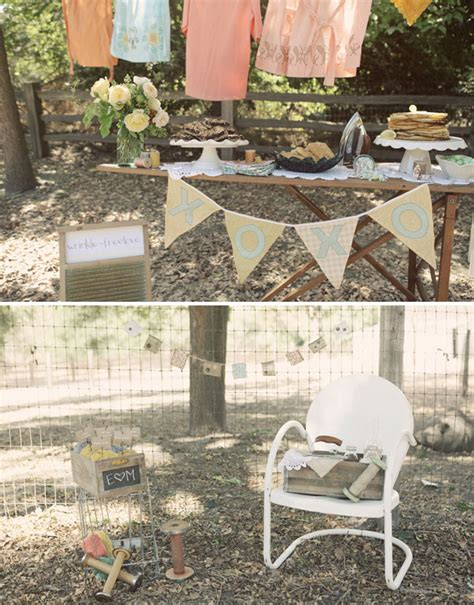 Rustic Vintage Wedding Decor Ideas by Tuxedo Wedding With Purple Tie Floating Candles