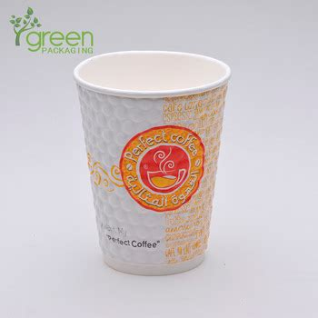 Paper Cup Large 1 embossed cup paper coffee cup buy polka dot cup paper