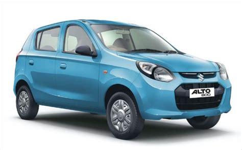 Maruti Suzuki Alto 800 Price In Delhi Motors Garage India Maruti Suzuki Launches Alto 800 At A