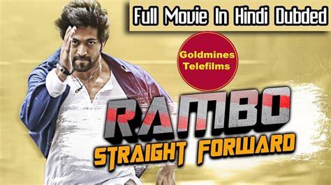rambo film in hindi download rambo straight forward 2018 hindi dubbed movie 720p hdrip