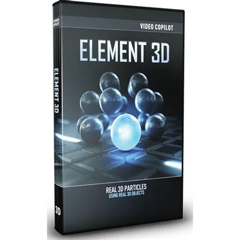 tutorial video copilot element 3d video copilot element 3d e3d b h photo video