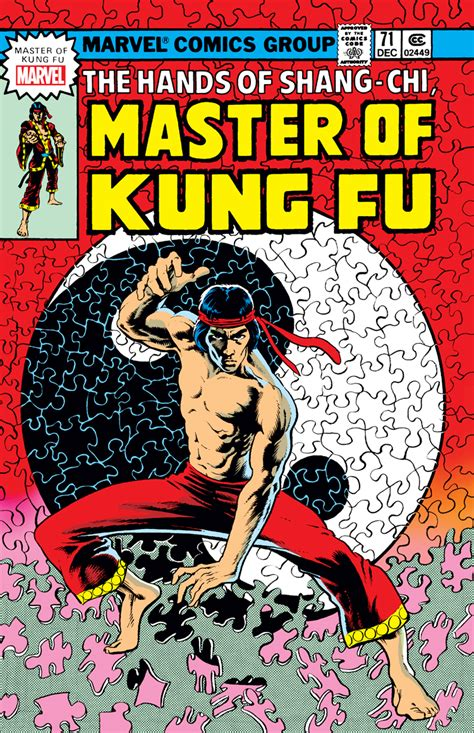 shang chi master of kung shang chi master of kung fu omnibus hc dm variant vol 3 new sealed marvel big bang toys