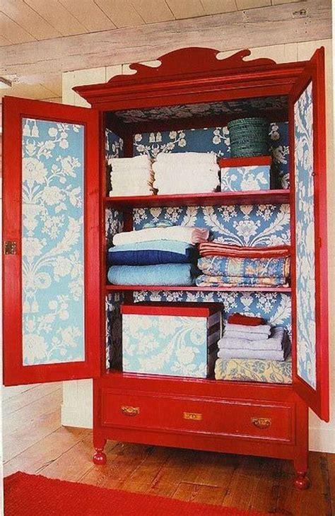 armadio di stoffa mobili rivestiti di stoffa foto design mag