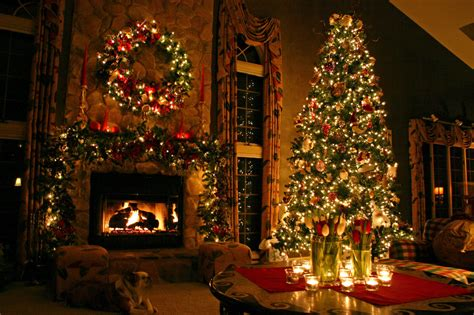 most beautiful christmas decorated homes 80 most beautiful christmas tree decoration ideas part