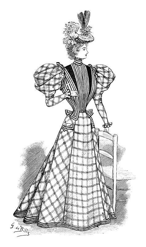 printable victorian images french victorian lady free clip art old design shop blog