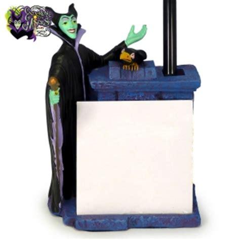 Disney Desk Accessories Maleficent Figurines Experiencethemistress
