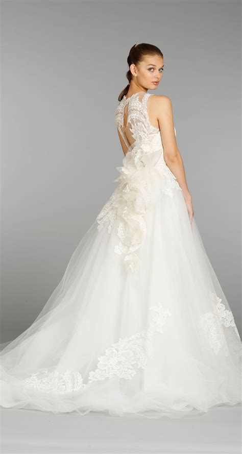 Lazaro Wedding Gowns 2013 by Lazaro Fall 2013 Bridal Gown Collection The Magazine