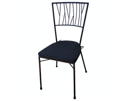 chaise fer forge twig wrought iron chair