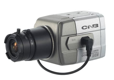 Cctv Cnb cnb gs3760pf 530tvlines high resolution box cctv in surat gujarat india techfinder
