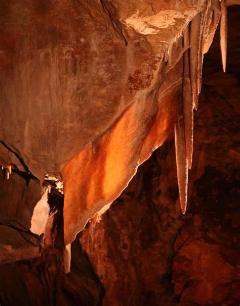 cave draperies photo gallery u s national park service
