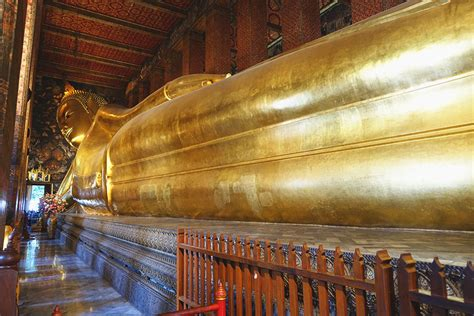 temple of reclining buddha wat pho the temple of the reclining buddha marcus blog