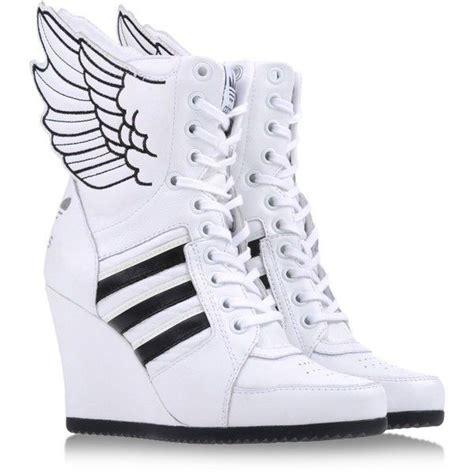 heel high tops 142 best sneakers high heels adidas images on