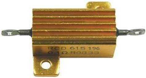 rcd wirewound resistor rcd resistors coils delaylines 620 4700 fbw resistor wirewound 470 ohm 50w 1 1