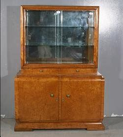 art deco china cabinet for sale great french art deco sliding china cabinet display for