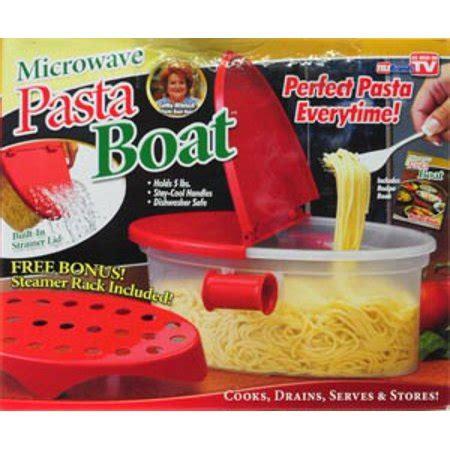 microwave pasta boat cooker walmart