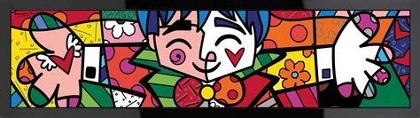 Castle For Sale by Big Hug 2015 The Romero Britto Collection Art