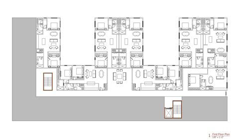 mixed use building floor plans new mixed use building headed to 1581 magazine plans