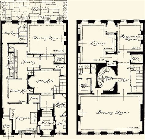 nyc floor plans 102 best images about townhouse floor plans on pinterest