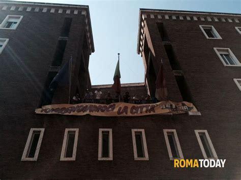 sede inps roma tiburtino casa movimenti occupano ex sede inps in piazza augusto