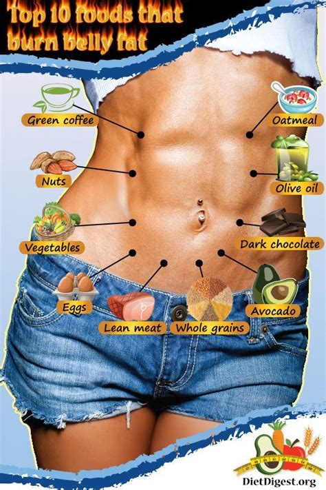 10 food to burn belly pictures photos and images for and