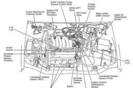 1999 nissan maxima exhaust system diagram 2000 nissan maxima exhaust system diagram 28 images