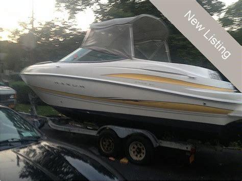barche cabinate usate maxum 2400sc in florida imbarcazioni cabinate usate