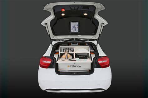 Dhl Auto Orten by Audi Und Dhl Testen Paketzustellung Autobild De