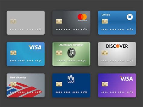 Visa Card Template by Free Sketchapp Credit Card Templates Sketchblast