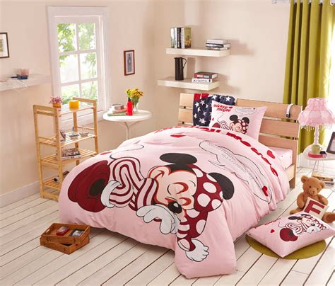 mickey mouse bedding set high quality mickey mouse comforter promotion shop for