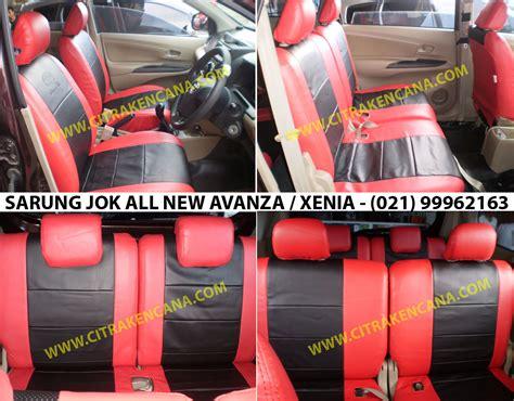 Cover Jok All New Avanza 97 modifikasi interior mobil all new avanza 2017