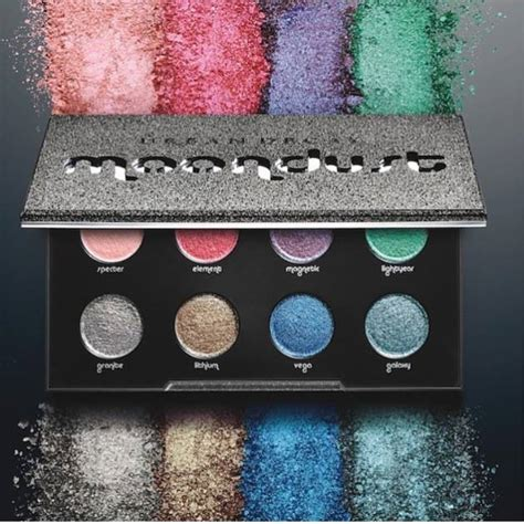Decay Moondust decay moondust palette fall 2016 trends and