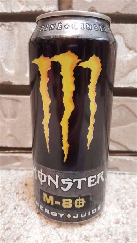 m 80 energy drink energy can shop collectibles daily