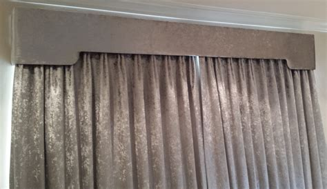 curtain track with pelmet job in denham fitted a pelmet track and curtain