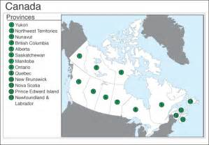 provincial maps of canada canada provinces and capital cities pictures to pin on