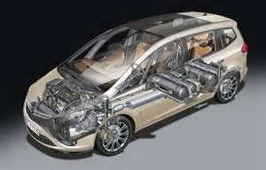 Opel Zafira Cng La Opel Zafira Tourer 2012 Gana La Versi 243 N De Gnc En El