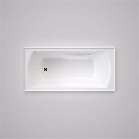 caroma maxton 1675 acrylic bath tub