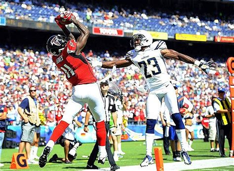 san diego chargers score yesterday chargers 3 falcons 27 chargers get a reality check