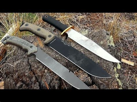 cold steel marauder bowie review tgo cold steel marauder vs trailmaster bowie review doovi