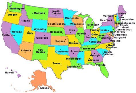50 states map quiz usa states map quiz 50 states map sitw 50 states