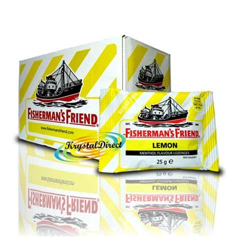 Fisherman S Friend Aniseed Menthol 25 G 24x fisherman s friend lemon menthol lozenges 25g