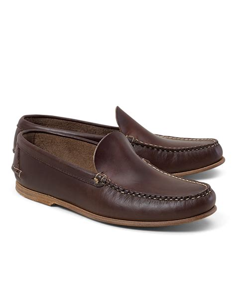 venetian loafer brothers rancourt co vintage venetian loafers in