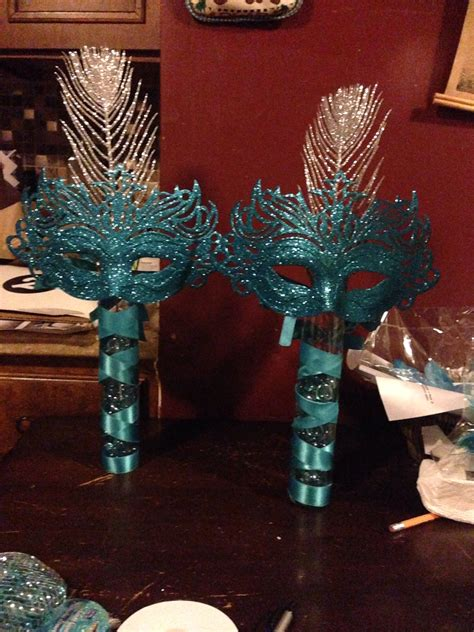 masquerade themed decorations mask centerpiece table decor masquerade centerpieces for