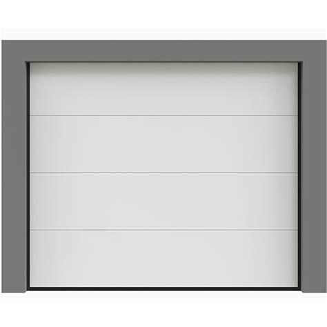Porte De Garage K Par K 2687 by Porte De Garage Sectionnelle Lisse Isol 233 E Porte