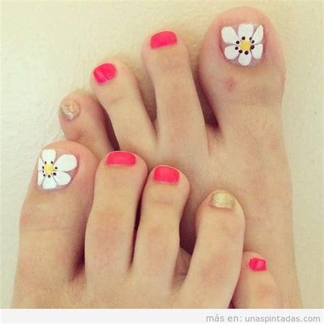 imagenes de uñas pintadas sencillas de los pies decoraci 243 n de u 241 as de los pies archivos u 241 as pintadas