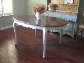 Cottage Kitchen Tables by European Paint Finishes Cottage Dining Table