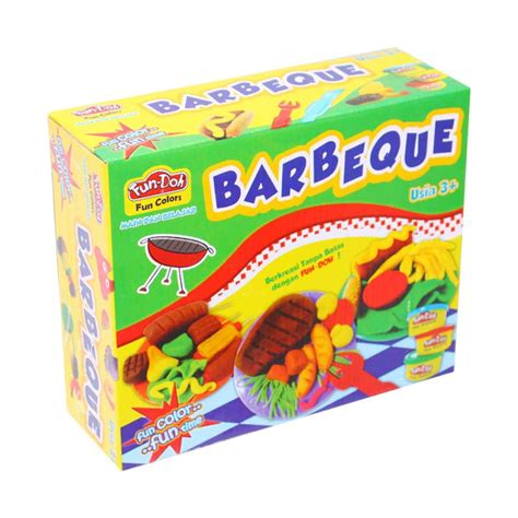 Mainan Anak Dough Waffle Kado Mainan Anak jual istana kado lilin doh barbeque bbq mainan edukasi anak harga kualitas